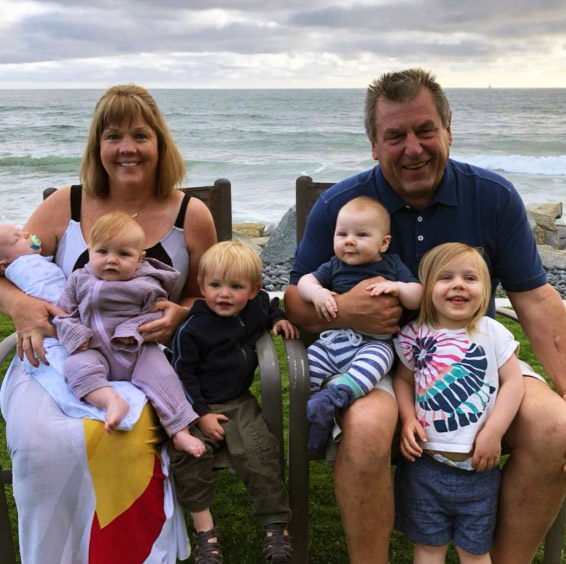 steven strombeck family